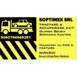 RECRUTARE SOFTIMEX S.R.L.