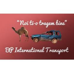 BP INTERNATIONAL TRANSPORT S.R.L.